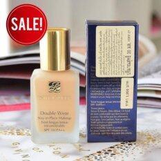 ซื้อ Estee Lauder Double Wear Stay In Place Makeup Spf10 Pa 30Ml 1W1 Bone ฉลากเคาน์เตอร์ไทย ออนไลน์ Thailand
