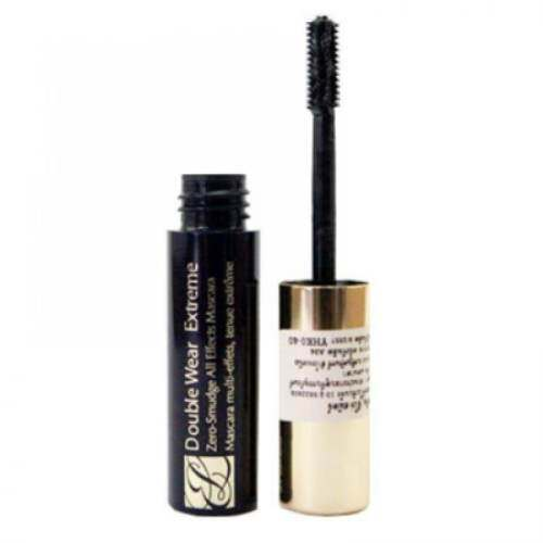 Estee Lauder Double Wear Zero-Smudge Lengthening Mascara #01 black 2.8 ml. สีดำสนิท