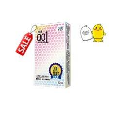 ราคา 001 ถุงยางอนามัย ซีรี่ส์ เพชรแบบ 10 ชิ้น กล่อง Okamoto ออนไลน์