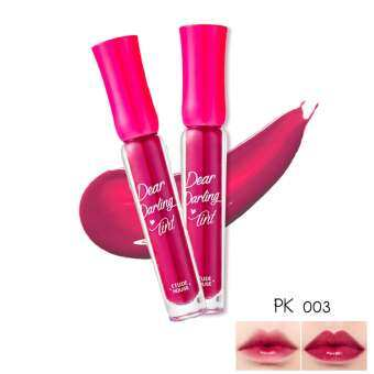 Etude Dear Darling Water Gel Tint  4.5g ลิปเจลทิ้นท์ #PK003 Sweet Potato (2 pc)