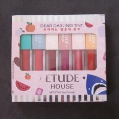 ซื้อ Etude House Dear Darling Tint ลิปสติก ลิป ทินท์ เจล 6 สี เครื่องสำอาง สำหรับริมฝีปาก กรุงเทพมหานคร