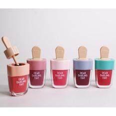 ขาย ซื้อ Etude House Dear Darling Water Gel Tint ลิปทิ้นเซตไอติม 5 แท่ง 5 สี ใน กรุงเทพมหานคร