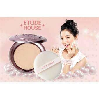 Etude House Secret Beam Powder Pact 16g #01 Light Prarl Beige