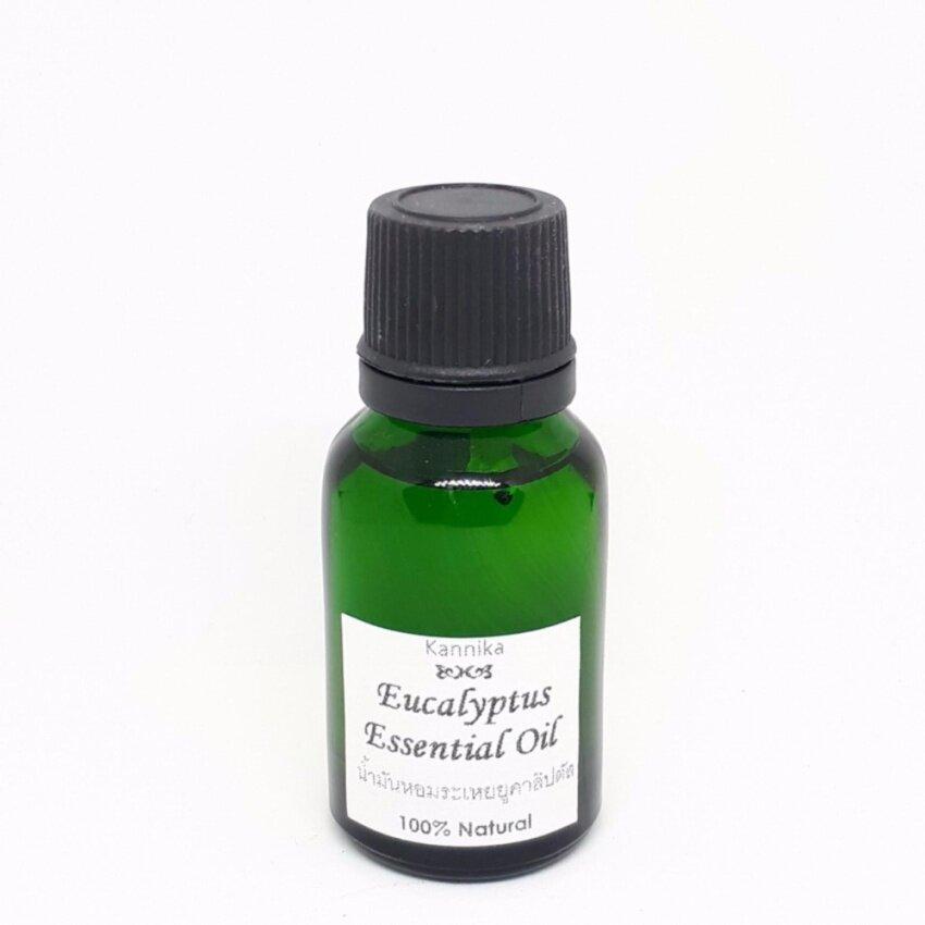 น้ำมันหอมระเหยยูคาลิปตัส (Eucalyptus Essential Oil) 15 ml.