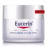 ขาย Eucerin ยูเซอริน ไฮยาลูรอน ฟิลเลอร์ 3D ฟิลเลอร์ เดย์ ครีม 50Ml Eucerin ถูก