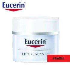 Eucerin Lipo Balance 50 ml ผิวแห้งลอกเป็นขุย