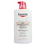 ขาย Eucerin Sensitive Skin Ph5 Washlotion For Body And Face 1000 Ml Eucerin ออนไลน์