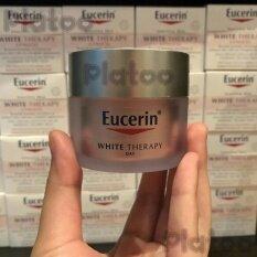 Eucerin White Therapy Day Cream Uva Uvb Spf30 50Ml เป็นต้นฉบับ