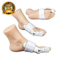 โปรโมชั่น Everland อุปกรณ์แก้ไขอาการเท้าผิดรูปช่วงนิ้วโป้งโค้งงอเข้า สำหรับผู้มีนิ้วโป้งเท้าเอียง Everland