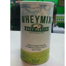 ส่วนลด สินค้า Whey Mix เวย์มิกซ์โปรตีน ควบคุมน้ำหนักขายดีอันดับ1 รสวนิลา