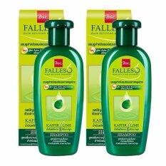 ซื้อ Falless Hair Shampoo 300Ml แชมพูฟอลเลส สูตรเพิ่มความนุ่มลื่นและบำรุงผมเป็นพิเศษ สำหรับผมแห้งขาดการบำรุง สีเขียวอ่อน ฟรี แชมพูฟอลเลส สูตรเพิ่มความนุ่มลื่นและบำรุงผมเป็นพิเศษ สำหรับผมแห้งขาดการบำรุง 180 มล แพ็คคู่ Bsc Falless ออนไลน์