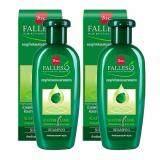 โปรโมชั่น Falless Hair Shampoo 300Ml แชมพูฟอลเลส สำหรับผมธรรมดา ผมมัน สีเขียวเข้ม ฟรี แชมพูฟอลเลส สำหรับผมธรรมดา ผมมัน 180 มล แพ็คคู่ Thailand