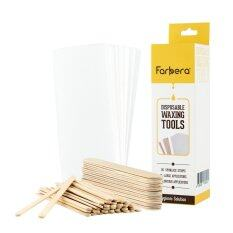 Farbera Disposable Waxing Tools.