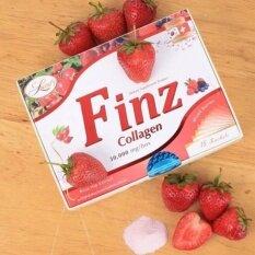 ซื้อ Finz Collagen กล่องเล็ก คอลลาเจน ช่วยผิวขาว กระจ่างใส ลดสิว ใน กรุงเทพมหานคร