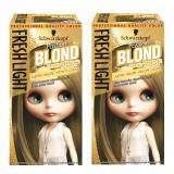 โปรโมชั่น Schwarzkopf Fresh Light Milky Color Passion Blond Pack 2 ไทย