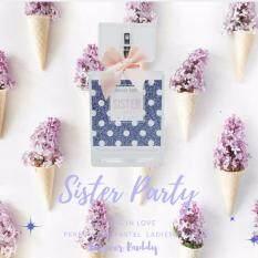 ซื้อ Forever Buddy Sister Party Eau De Parfum 60Ml น้ำหอมคุณภาพ พรีเมี่ยม นำเข้าจากอิตาลี่ Forever Buddy