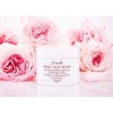 ราคา Fresh Rose Face Mask ช่วยให้ผิวกระจ่างใส ชุ่มชื้น อ่อนเยาว์ พร้อมช่วยกระชับรูขุมขน 15Ml เป็นต้นฉบับ