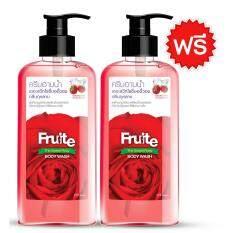 ขาย ฟรุตเต้ เจลอาบน้ำผสมมะเขือเทศกลิ่นกุหลาบ Fruite The Sweet Rosy Body Wash