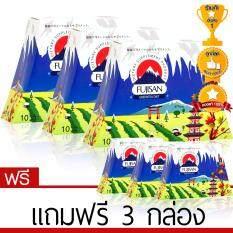 Fujisan อาหารเสริมควบคุมน้ำหนัก 10 แคปซูล X 3 กล่อง แถม 3 Fujisan ถูก ใน กรุงเทพมหานคร
