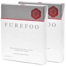Furefoo เฟอร์ฟูสูตรใหม่ โดย ปอย ตรีชฎา เฟอร์ฟู 15 เม็ด X2กล่อง เป็นต้นฉบับ