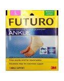 ราคา Futuro Ankle L อุปกรณ์พยุงข้อเท้า ฟูทูโร่ ไซส์ L รุ่น 47876 ใหม่