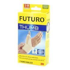 ขาย Futuro Deluxe Thumb Stabilizer อุปกรณ์พยุงนิ้วหัวแม่มือ ไซส์ S M Futuro ถูก