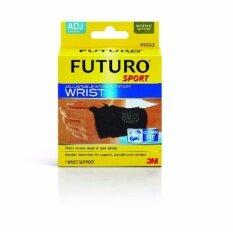 ส่วนลด Futuro™ Sport Adjustable Wrist Support ฟูทูโร่™ สปอร์ต อุปกรณ์พยุงข้อมือ รุ่นปรับกระชับได้ Futuro ใน กรุงเทพมหานคร