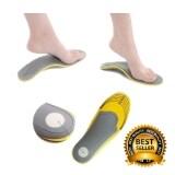 ราคา Gadgetz แผ่นรองเท้าป้องกันโรคกระดูกเท้าเสื่อม เบอร์35 40 ถูก