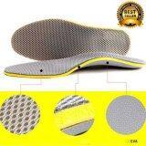 Gadgetz แผ่นรองเท้าป้องกันโรคกระดูกเท้าเสื่อม เบอร์41 46 เป็นต้นฉบับ