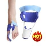 Gadgetz อุปกรณ์คั่นนิ้วเท้า เพื่อปรับโครงสร้างกระดูกข้อนิ้วเท้า สำหรับผู้มีนิ้วโป้งเท้าเอียง ถูก