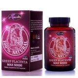 Auswelllife Sheep Placenta Max รกแกะ 50 000 Mg 60 แคปซูล ทานได้ 2 เดือน ใหม่ล่าสุด