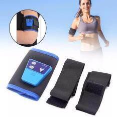ราคา ราคาถูกที่สุด Gion เข็มขัดกระชับสัดส่วน Massage Slim Fit Toning Belt Black