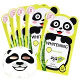 ราคา Gm Shop Cherimoa Panda Mask Whitening แผ่นมาร์คหน้ารูปแพนด้า 5 แผ่น กรุงเทพมหานคร