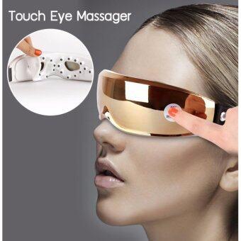Gold Touch Eye Relaxation Massagerเครื่องนวดกล้ามเนื้อตาเพื่อผ่อนคลายสายตา