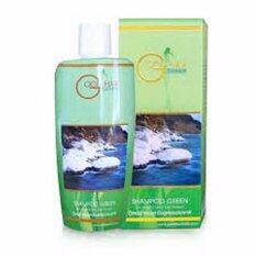 ราคา แชมพู Good Hair Shampoo Green 220 Ml ใหม่