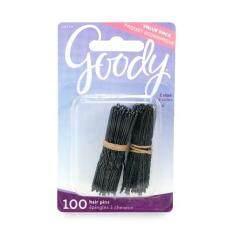 ราคา Goody กิ๊บติดผมตัวยู Hair Pins Black 100 ชิ้น