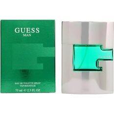 Guess For Men Edt 75Ml Guess ถูก ใน กรุงเทพมหานคร