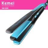 ขาย Hair Flat Iron Curler Hair Straightener Irons 110V 220V Eu Plug Tourmaline Ceramic Coating Styling Tools Intl