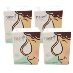 ทบทวน Hashi Salt For Nasal Rinse Gentle Formula เกลือสำหรับล้างจมูก สูตรอ่อนโยน 4กล่อง แพ็ค 1แพ็ค T C Phama