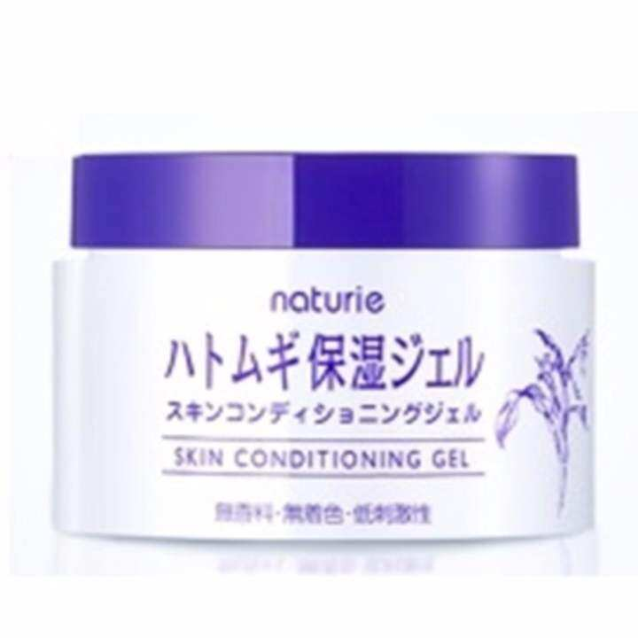 Hatomugi Skin Conditioning Gel 180 g