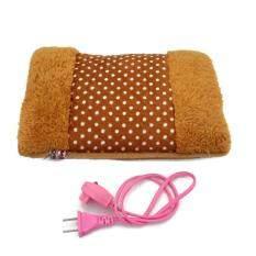 ราคา กระเป๋าน้ำร้อนไฟฟ้า Heating Bag ร้อนเร็ว สะดวกในการใช้งาน สีน้ำตาล เป็นต้นฉบับ