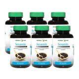 ราคา Herbal One Black Sesamin เซซามิน งาดำ 60 แคปซูล X 6 ขวด ออนไลน์