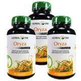 ขาย Herbal One Oryza น้ำมันรำข้าว อ้วยอัน 60 Capsule X 3 Bottles ออนไลน์
