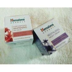 ขาย แพคคู่ Himalaya Herbals Clear Complexion Whitening Day Cream Night Cream 50 Ml ออนไลน์ กรุงเทพมหานคร