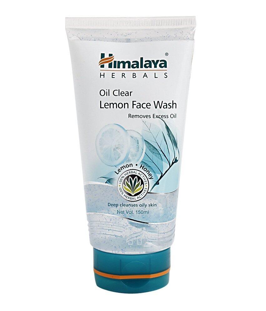 Himalaya Herbals Oil Control Lemon Face Wash 150ml
