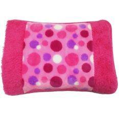 ซื้อ Hm กระเป๋าน้ำร้อนไฟฟ้า สีชมพู ลายจุด 1 กล่อง ออนไลน์ กรุงเทพมหานคร