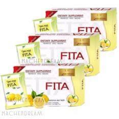 ซื้อ Ho Yeon Fita Detox Lemon ไฟต้าโฮยอน รสมะนาว มีดีที่จุลลินทรีย์ กินง่าย ถ่ายคล่อง พุงหาย หุ่นสวย ลำไส้สะอาด 3 กล่อง บรรจุ5ซอง กล่อง Ho Yeon