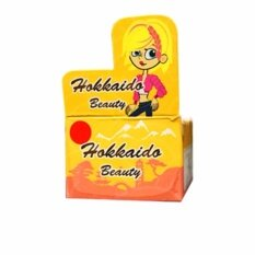 ราคา Hokkaido Beauty Sunscreen Cream ฮอกไกโดบิวตี้ ครีมกันแดดใยไหมซิลิโคน Spf60 5G X1กระปุก ออนไลน์ กรุงเทพมหานคร