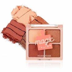 ราคา Holika Holika Piece Matching Shadow Palette F W Orange Velvet ถูก