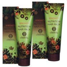 ขาย Hylife Hybeauty Nutrition Hair Pack 120 Ml 2 หลอด ออนไลน์ ใน ไทย